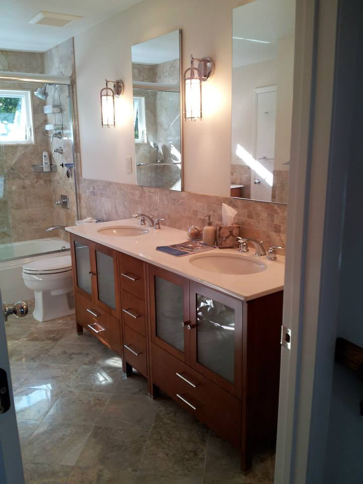 Kitchen And Bathroom Remodeling 25 Best Bathroom Double